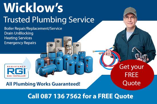 plumber wicklow